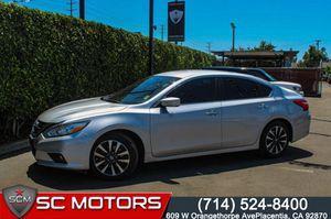 2016 Nissan Altima for Sale in Placentia, CA