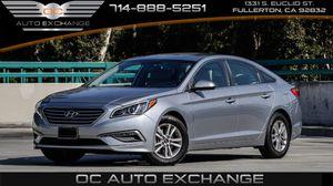 2015 Hyundai Sonata for Sale in Fullerton, CA