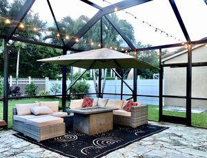 Outdoor Furniture Set for Sale in Loxahatchee, FL