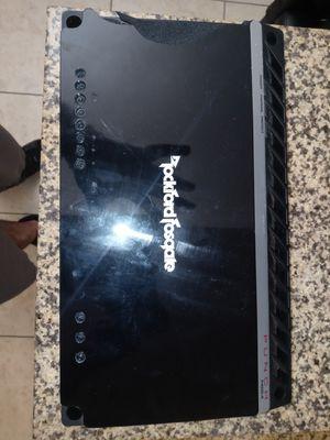 Rockford fosgate punch p400-4 for Sale in Miami, FL