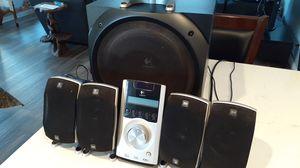 Logitech Z-5500 Digital Speakers for Sale in Imperial Beach, CA