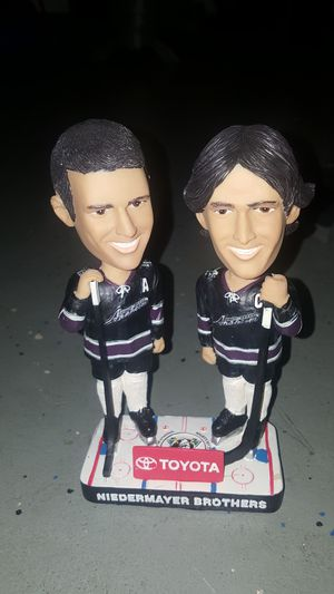 Niedermayer Brothers Bobble head Ducks for Sale in West Covina, CA