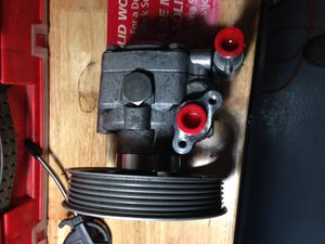 Audi vw power steering pump 38k miles oem for Sale in Ellicott City, MD