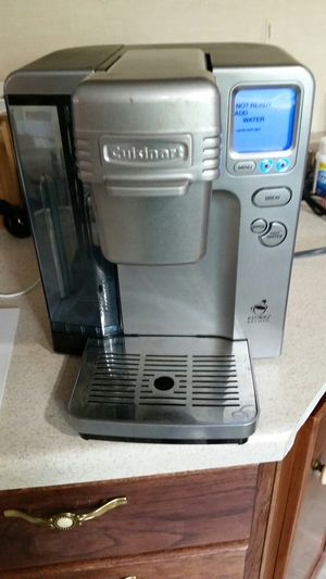 Nice Cuisinart Keurig Coffee maker brewer for Sale in Tacoma, WA