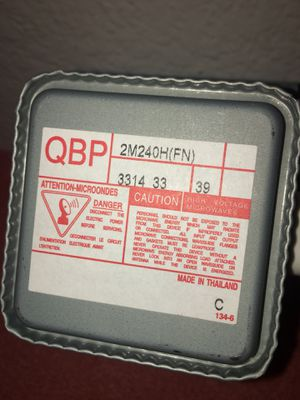 2M240H (FN) 10QBP0231 Microwave Magnetron Tube by ERP for Sale in Coronado, CA