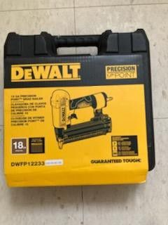 Dewalt 18 GA Precision Brad Nailer for Sale in Lynnwood, WA