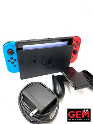 Nintendo switch Hac-001 with Dock for Sale in Brooklyn, NY