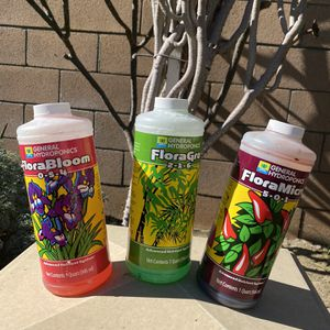 Flora Series Plant Nutrients for Sale in Fontana, CA