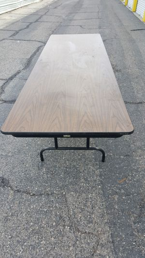 Folding table firm price for Sale in Las Vegas, NV