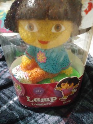 Dora The Exporer Lamp for Sale in Camden, AR