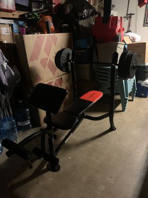 Bench press for Sale in Lake Elsinore, CA