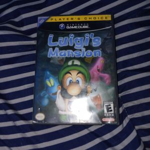 Luigi Mansion On The GameCube And The Wii for Sale in Dana Point, CA
