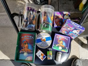 (Price Drop) Joe Camel Collectables for Sale in Sacramento, CA
