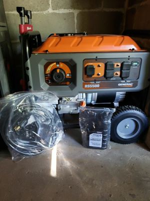 GENERAC RS5500 Generator for Sale in Haverhill, MA