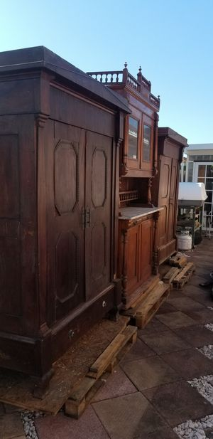 Antique Cabinets/closet for Sale in Hialeah, FL