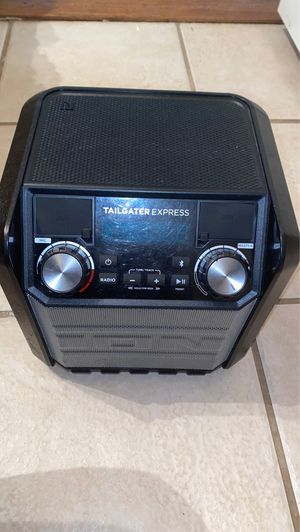 Ion tailgater express Bluetooth speakers for Sale in Broken Arrow, OK