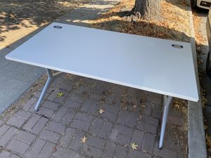 "Allsteel brand office desk table 60""/30""/29"" for Sale in San Jose, CA"