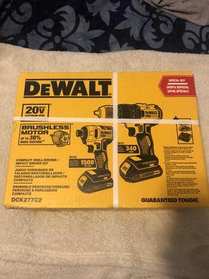 Dewalt brushless kit for Sale in Las Vegas, NV