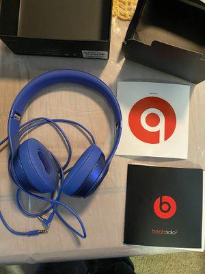 Headphone Beats solo 2 new open box... for Sale in Renton, WA