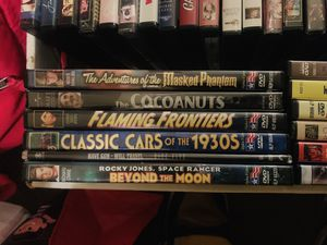 Classic Movies And Tv Shows DVD's for Sale in Torrance, CA
