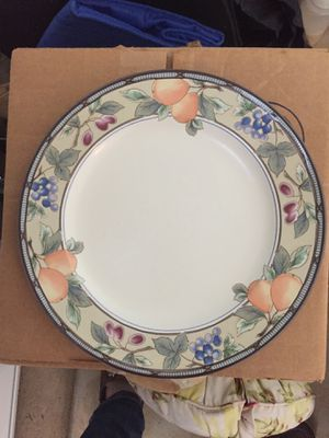 Mikasa Garden Harvest dishes for Sale in Jefferson, MD