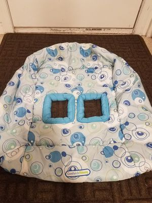 High chair /cart blue cover for Sale in Sterling, VA