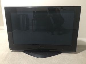 Panasonic plasma TV 40 inch - Excellent condition for Sale in Sammamish, WA