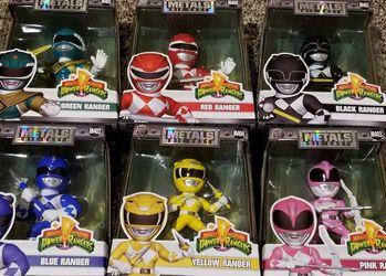 Jada Toys Power Rangers Lot for Sale in Hesperia,  CA