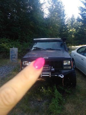 95 Jeep Cherokee for trade for Sale in Arlington, WA
