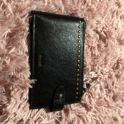 The Sak Black Leather Long Wallet for Sale in Hillsboro,  OR
