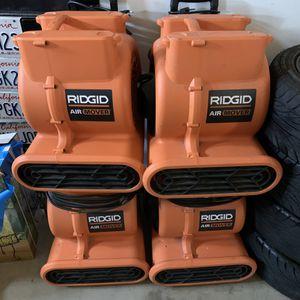 RIDGID AIR MOVER. 1 LEFT!!!!! for Sale in Hemet, CA