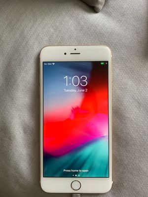 iPhone 6s Plus (64gb, Gold) for Sale in Hillsboro, OR
