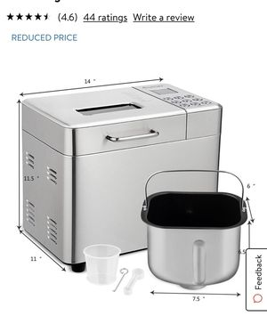 New bread maker for Sale in Ontario, CA