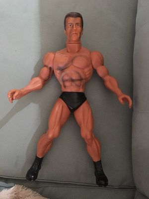Arnold Schwarzenegger 1985 Action Figure for Sale in Fuquay Varina, NC