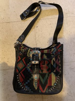 Montana West Patterned Purse for Sale in Independence, KS