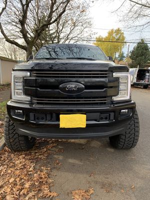 17-19 Ford f250-f550 led package for Sale in Gresham, OR