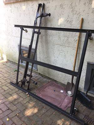 2 Iron bed frames for full bed for Sale in Evanston, IL