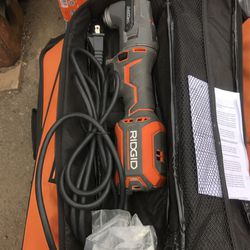 RIDGID 4 Amp Corded JobMax Multi-Tool with Tool-Free Head for Sale in Garden Grove, CA