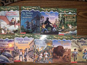 Set of Magic Tree House books for Sale in Edison, NJ