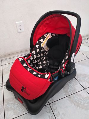 Mickey Mouse Car Seat New With No Box for Sale in Fullerton, CA