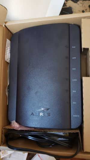 Arris modem router for Sale in Queens, NY
