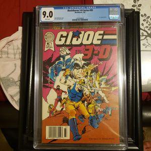 GI Joe comic CGC graded for Sale in Chula Vista, CA