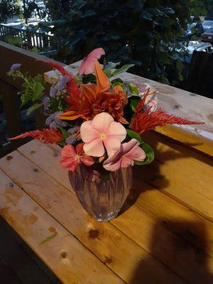 Glass Flower Vase for Sale in Annandale, VA