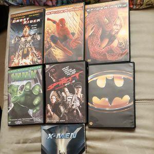 Superhero DVD Collection for Sale in Vienna, VA