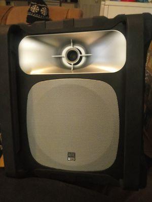 Altec lansing sonic boom bluetooth speaker. for Sale in Portsmouth, VA