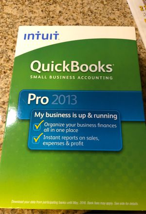 Quick book small business accounting for Sale in Virginia Beach, VA