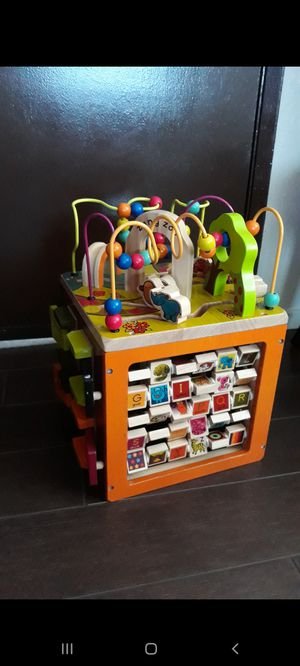 Activity cube for Sale in Los Angeles, CA