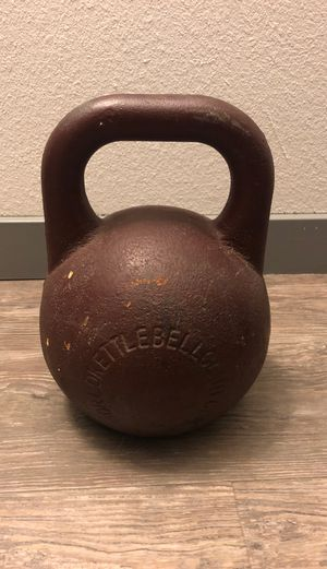 70lb kettlebell for Sale in Fullerton, CA