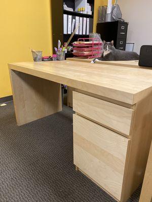 Malm Desk iKea for Sale in San Jose, CA