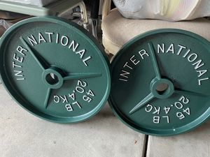 olympic weights for Sale in Pittsburg, CA